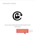 Cyberghostの解約・自動更新の停止方法を解説【30秒できる】実際に解約してみた!!